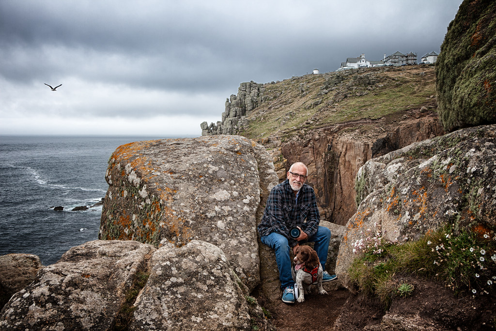 Trev and Razz in Cornwall (Explored)