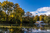 Newsham Park in Autumn Oct 2020