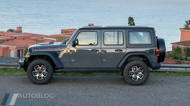 Prueba Jeep Wrangler Unlimited Rubicon 3.6 V6 AT8 4WD (JL)