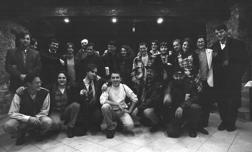 1995, la Redazion musicâl e cuturâl de Radio