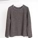 La Boutique Extraordinaire - Les Racines du Ciel - Pull 50% Alpaga / 50% laine péruvienne - 160 €