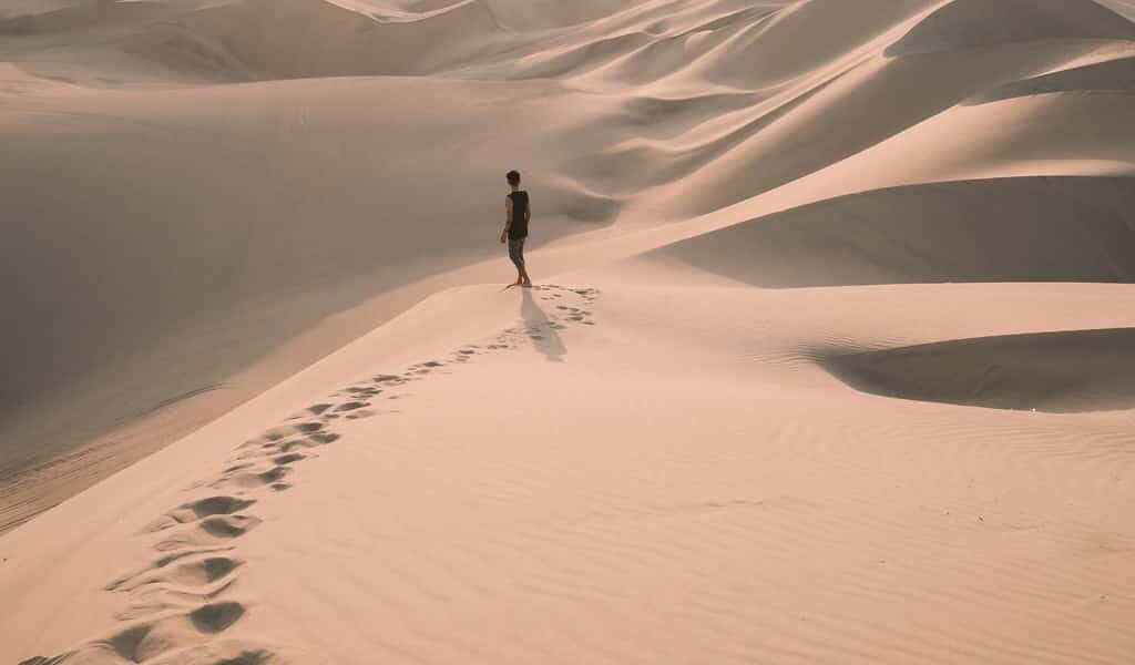 L'eau pourrait être extraite de l'air du désert