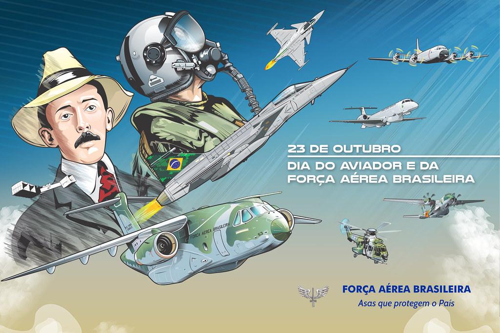 2020 Exposição Dia do Aviador e da Força Aérea Brasileira