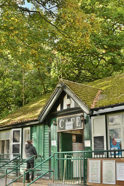 Endcliffe Park Café