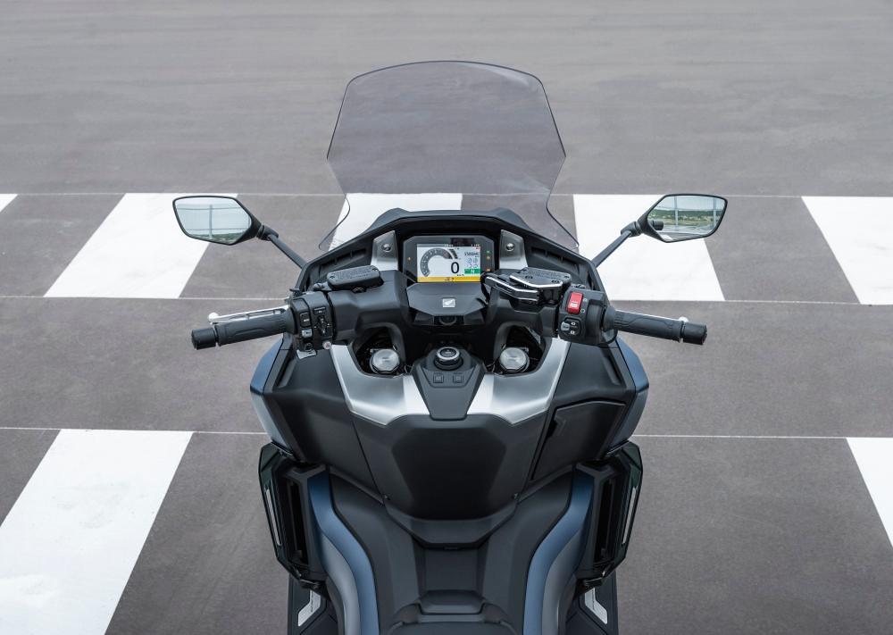 Honda Forza 750 Instrument