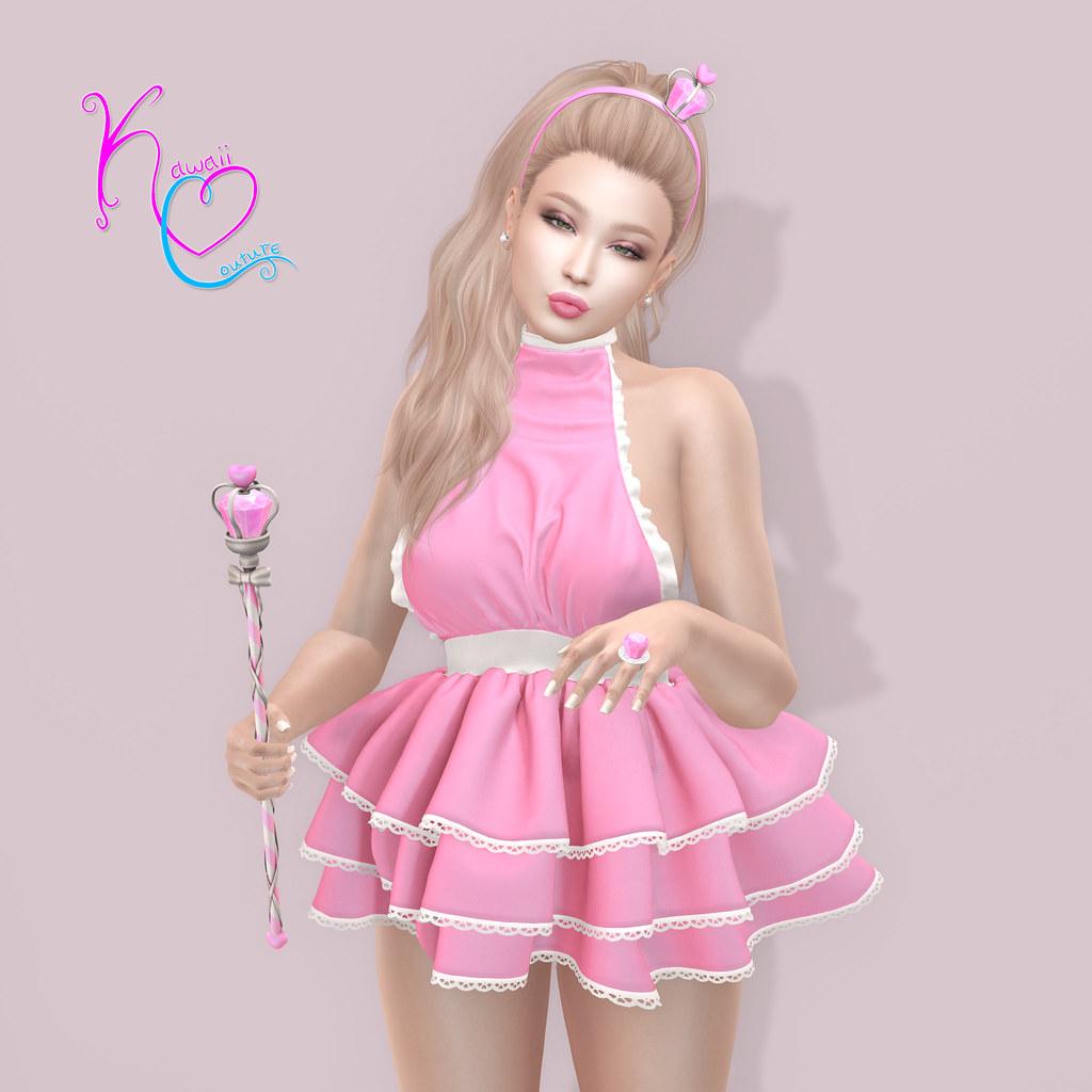 Kawaii Couture Princess Playset Ad