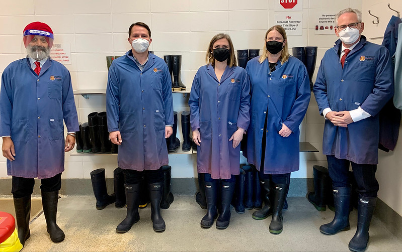 Animal health research boost for University of Calgary