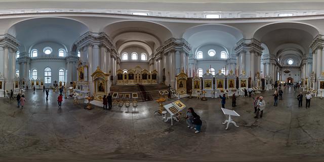360° | Smol'nyy Sobor