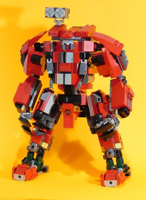 Red Titan