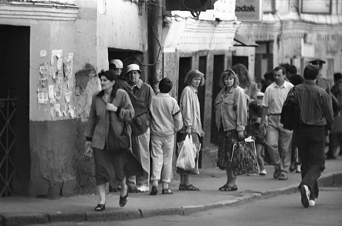 1982.  Жизнь солянская