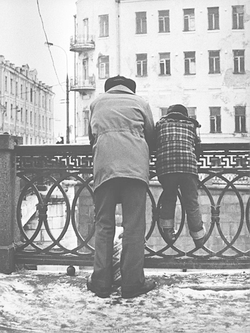 1970-е. Коренные москвичи