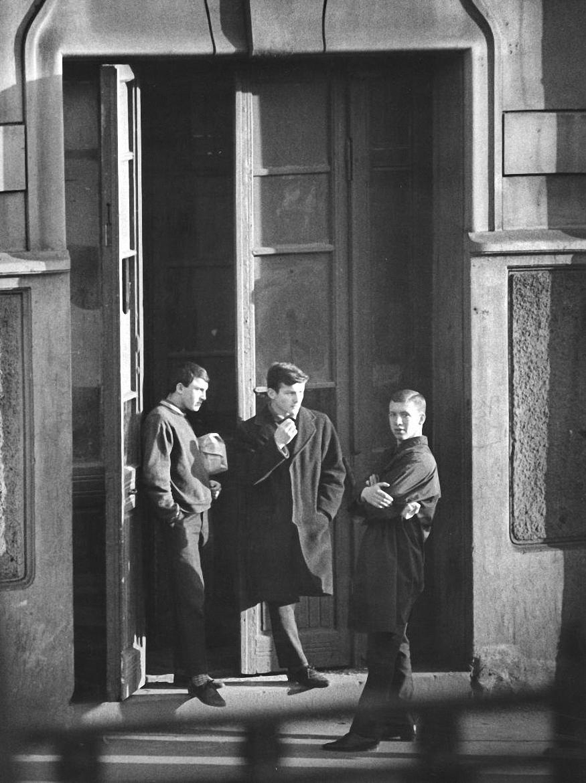 1962. Три товарища
