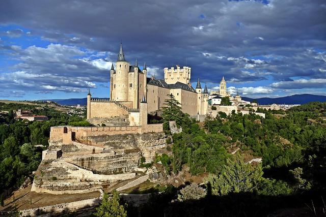 Alcázar y Catedral de Segovia