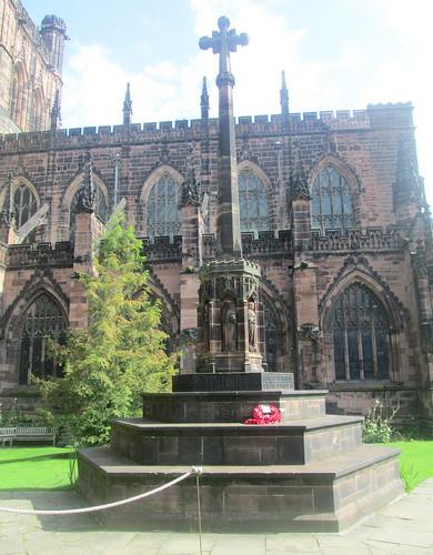 War Memorial, Chester