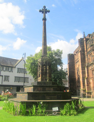 War Memorial by Chester Cathedral