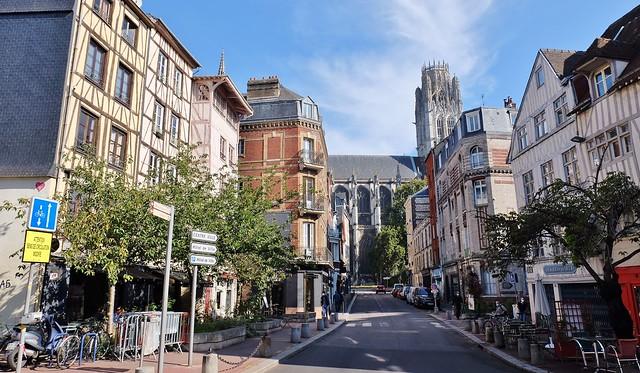 Rouen, Abbatiale Saint-Ouen