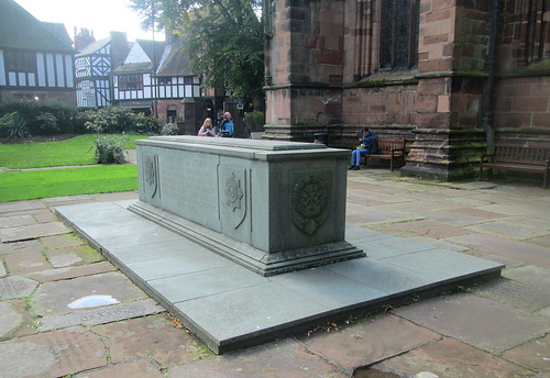 22nd [Cheshire] Regimental Memorial 3
