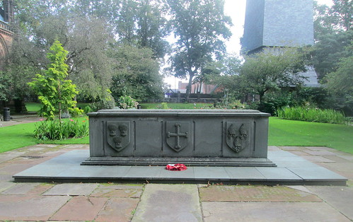 Regimental Memorial, 22nd Cheshire Regiment