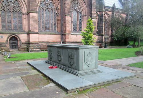 22nd Cheshire Regimental Memorial