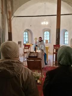 14.10.2020 | Престольный праздник в Покровской церкви
