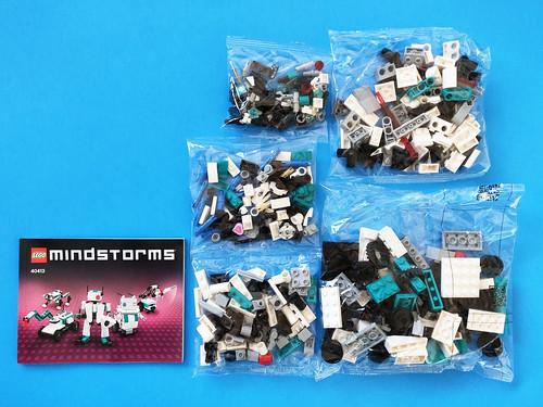 LEGO MINDSTORMS Mini Robots (40413)