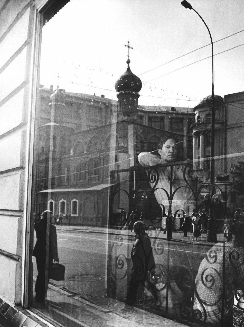 1970-е. Колбасный магазин