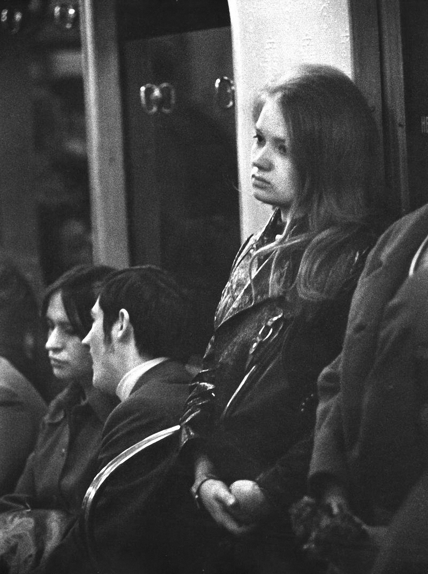 1970-е. В метро