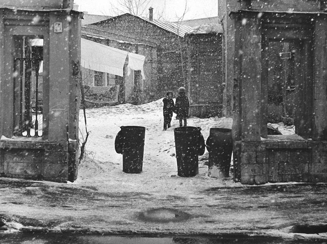1960-е. Арбатский переулок