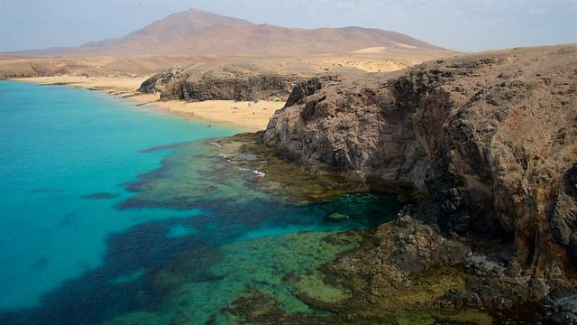 Los Ajaches y costa del Rubicón