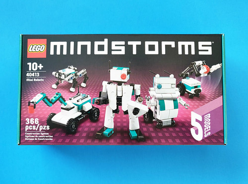 LEGO MINDSTORMS Mini Robots (40413)
