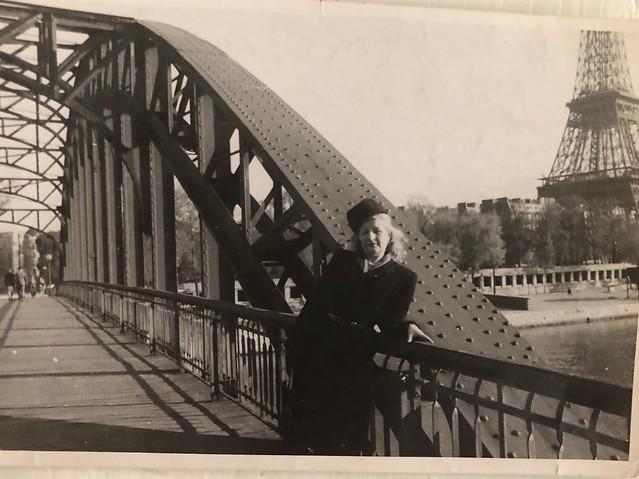 Paris in the 1950s
