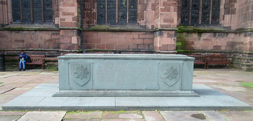 Cheshire Regimental Memorial