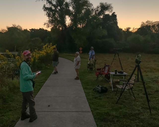 Early Morning Birders - 2