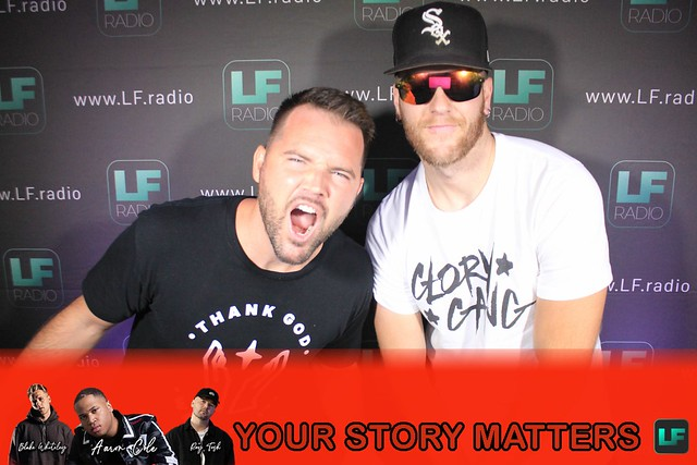 Your Story Matters Tour |  Photo Booth