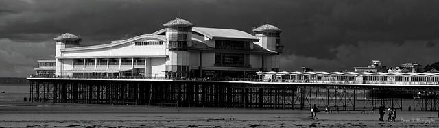 Grand Pier. WSM. Sept 2020