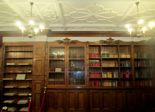 Mansion Library, Bletchley Park, codebreaking, WW2