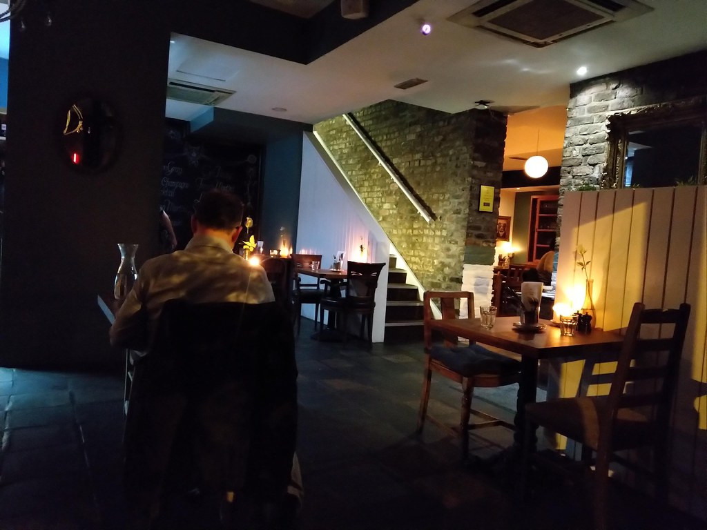 The Barking Dog Restaurant, Belfast