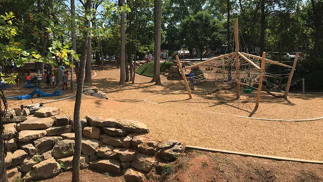 The Downtown Playground