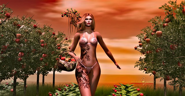 The Fall Goddess