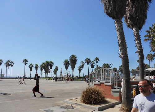 Venice Beach Basketball 2011