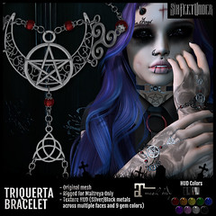 Six Feet Under - Triquetra Bracelets