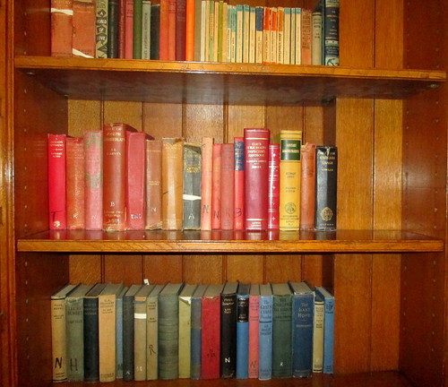 Mansion Library  books, Bletchley Park, codebreaking, WW2