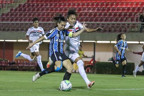 São Paulo 0x0 Grêmio (Brasileiro Feminino A1)