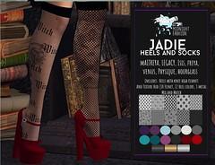 ::AMF:: Jadie Heel and Socks AD