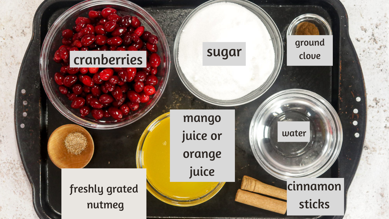cranberry-sauce-ingredients