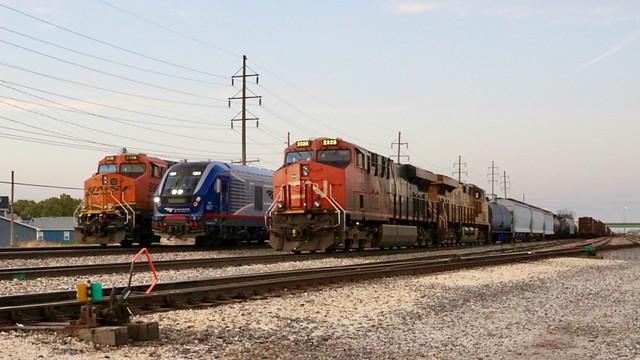 The Three in One - Champaign, Illinois