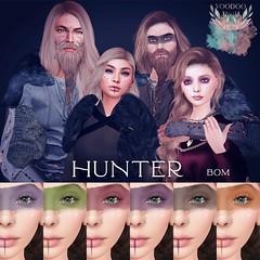 Voodoo Hunter BOM Ad