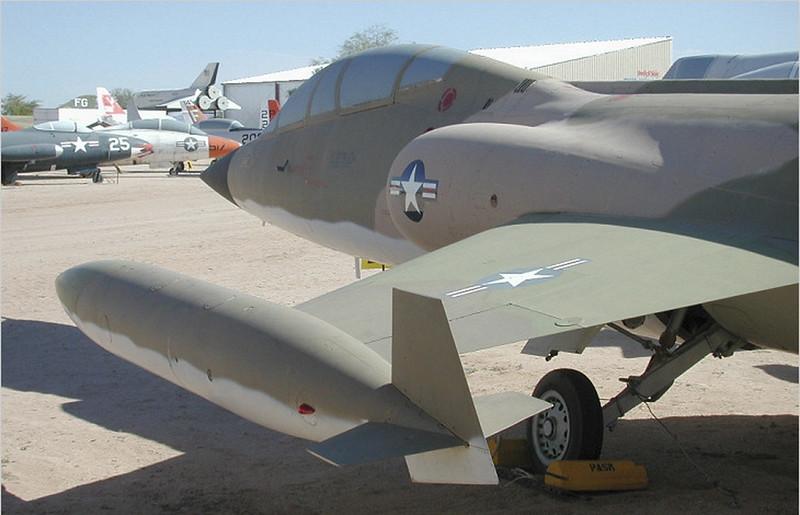 Lockheed F-104D