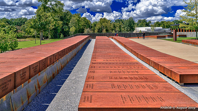 Montgomery, AL: National Memorial for Peace and Justice