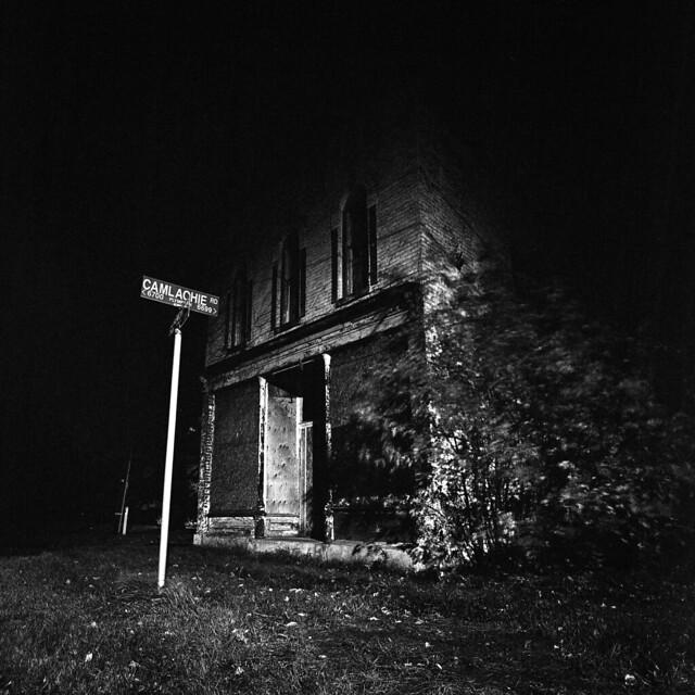 Camlachie at Night